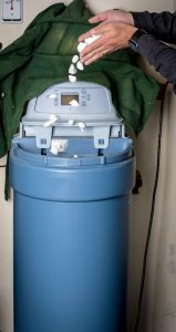 water softener service - repair - installation
